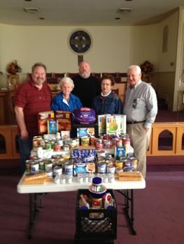 Food Ministries - Colbert United Methodist ChurchColbert United